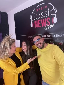 Jessica Roby Star Show 21 Aprile 2021